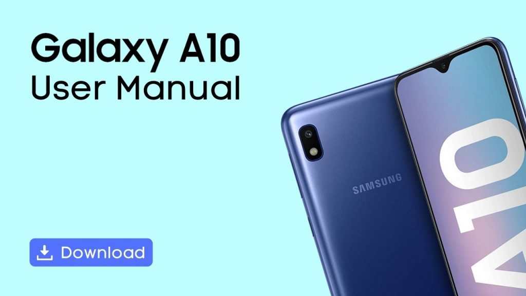 Samsung Galaxy A10 User Manual