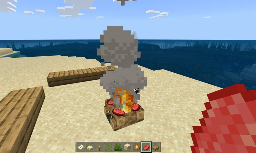 How To Cook Meat In Minecraft