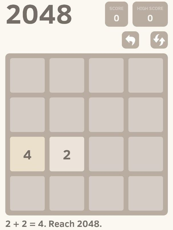 2048 Android Game Edited