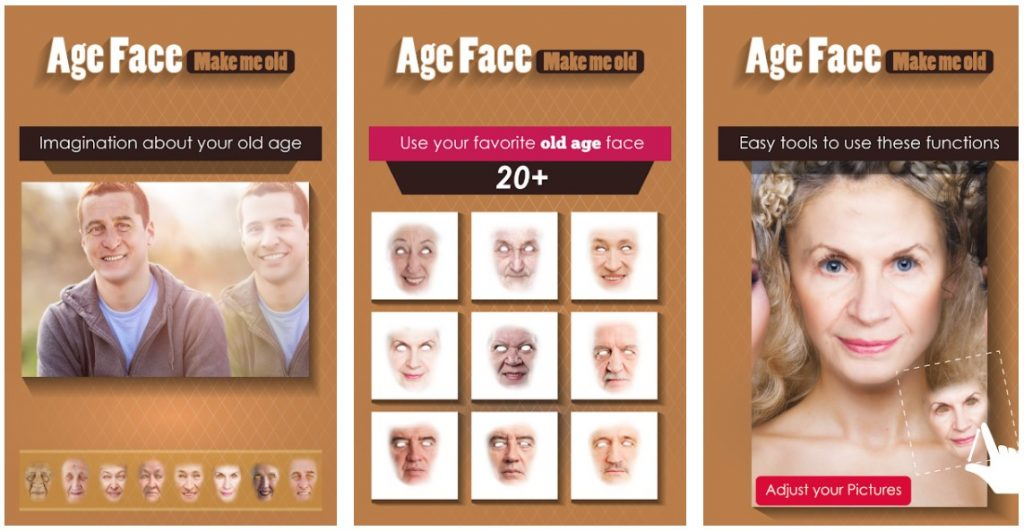 Age Face App Android