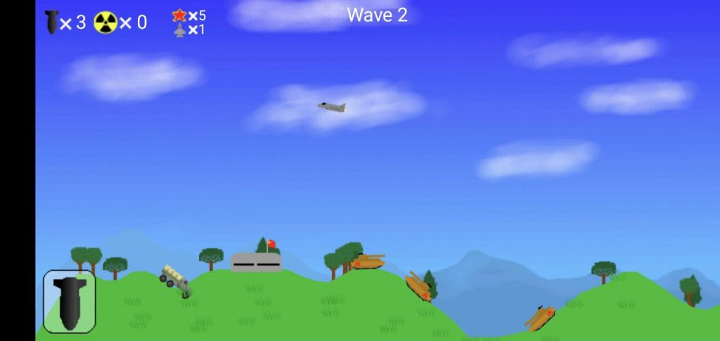 Atomic Bomber Game Android