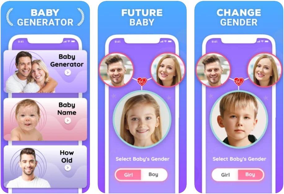 Baby Generator Ios