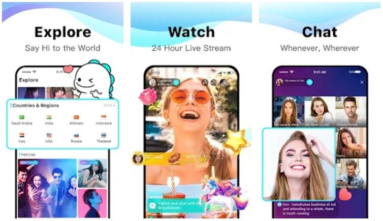 Bigo Live App Android
