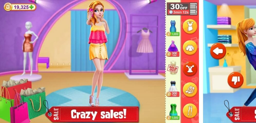 Black Friday Shopping Mall Game Android