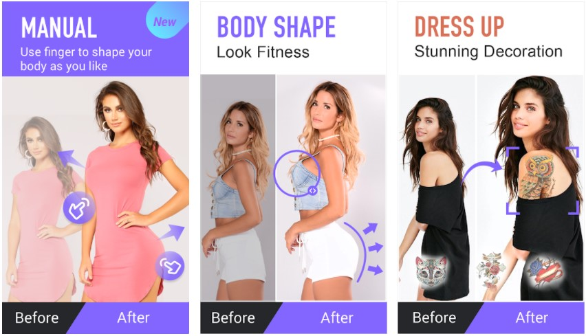 Body Editor Android
