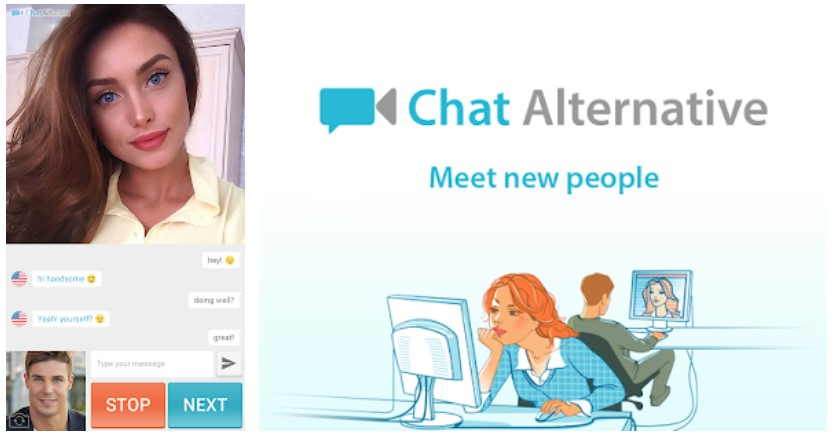 Chat Alternative App Android