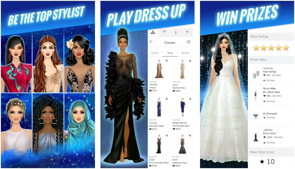 Covet Fashion Android
