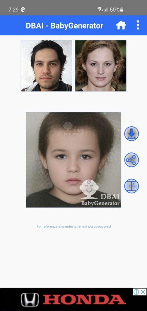 Dbai Babygenerator Result
