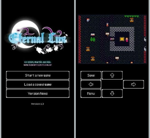Eternal Lux Game Android