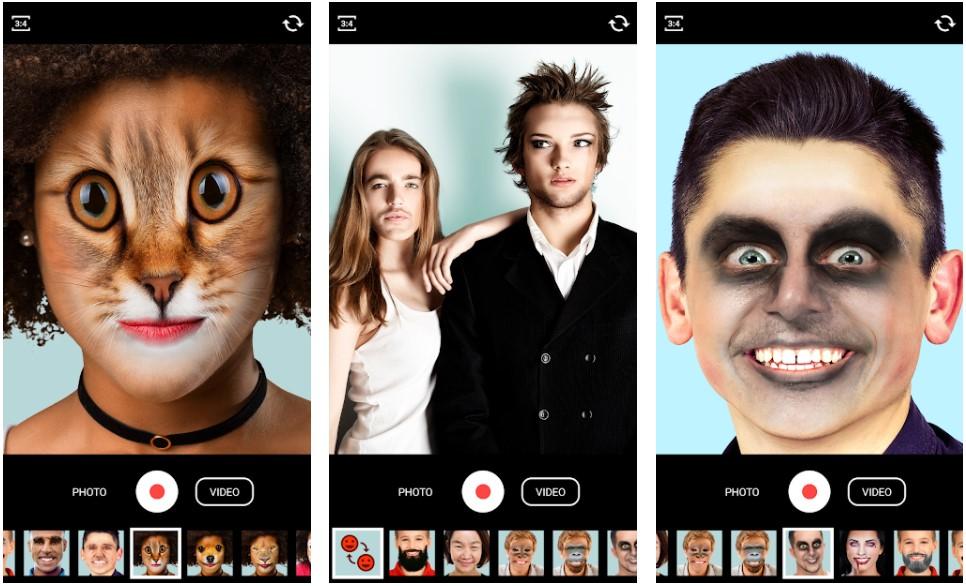 Face Swap Face Changer Camera Editor