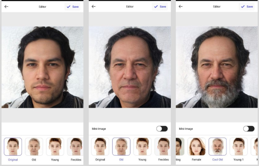 Facelab Android Result