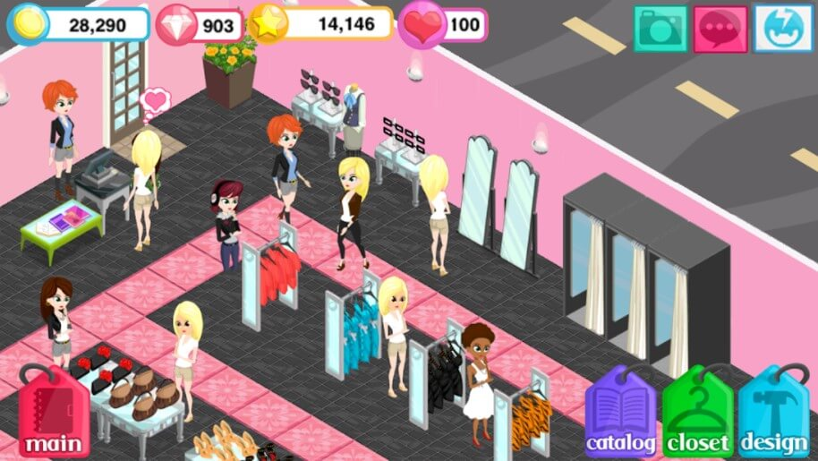 Fashion Story Android