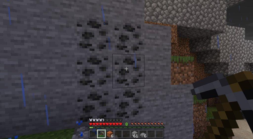 Find Coal Ore