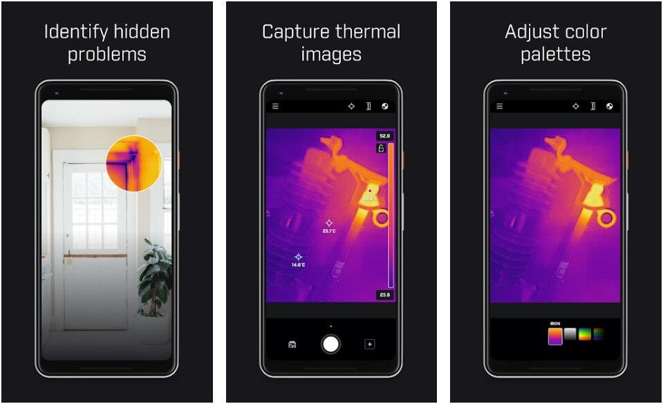 Flir One App Android