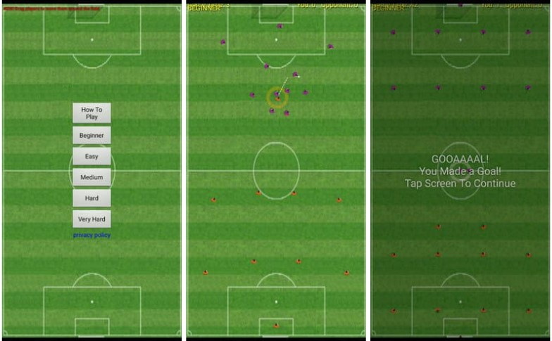 Football Game Android