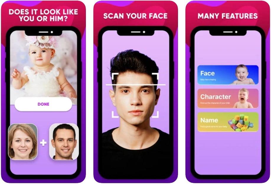Future Baby Face Generator