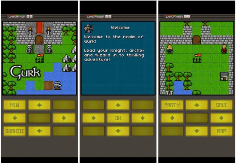 Gurk Ii Android Game