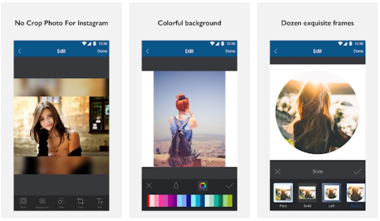 Inframe Instagram App Android