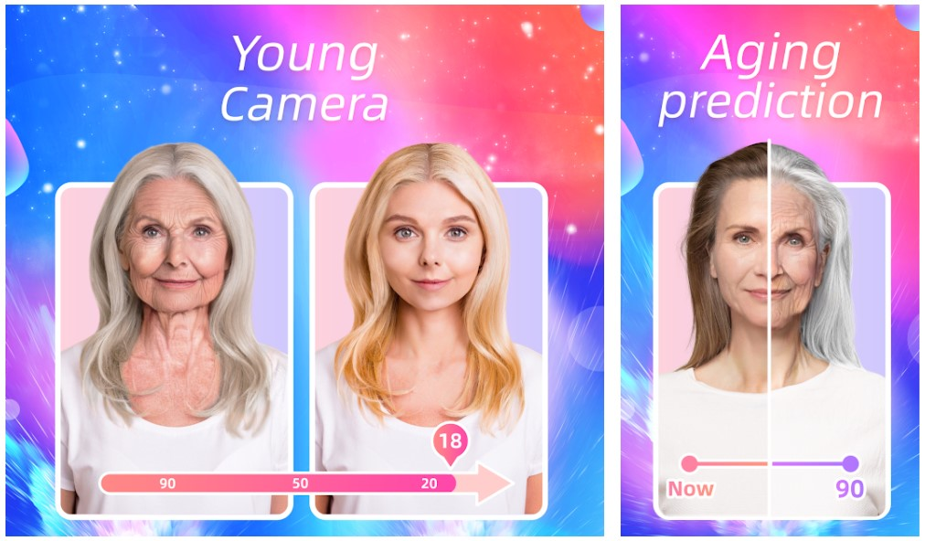 Magic Face App Android
