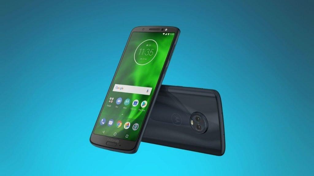 Motorola Moto G6 Power User Guide