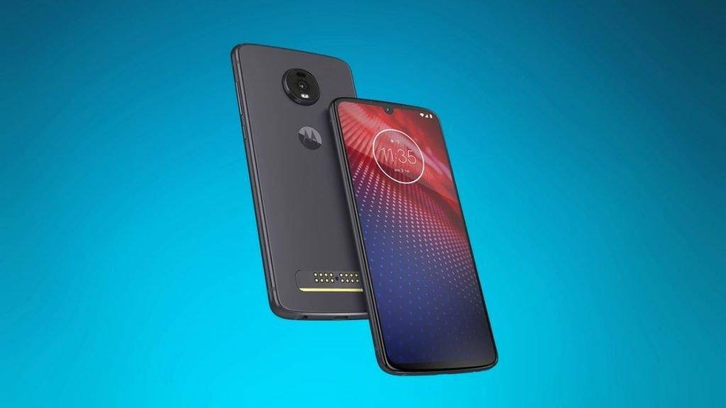 Motorola Moto Z4 Play User Guide