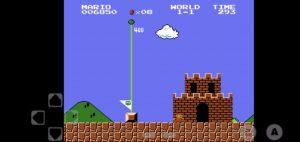 Nes Emulator 1200 In 1 Mario Bros.
