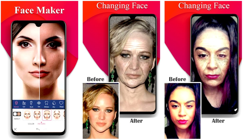 Old Face Old Age App