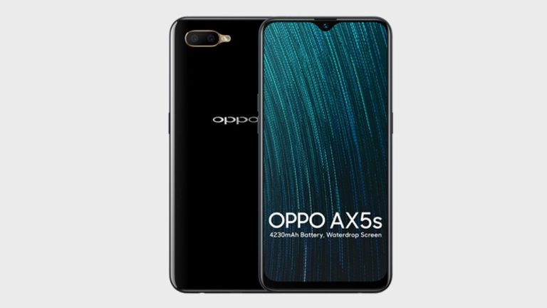 Oppo A5S Ax5S User Manual