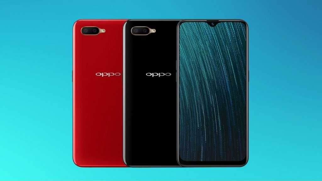 Oppo A5S Ax5S User Manual Download