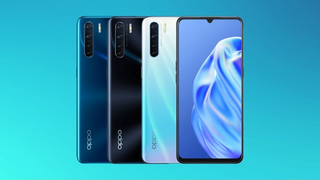 Oppo A91 User Manual