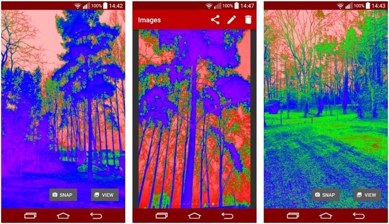 Predator Thermal Camera App Android
