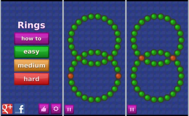Rings Game Android