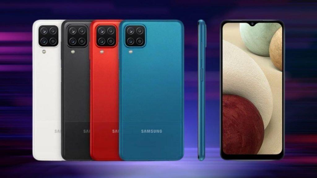 Samsung Galaxy A12 User Manual Download
