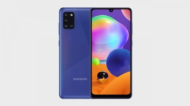 Samsung Galaxy A31 User Guide