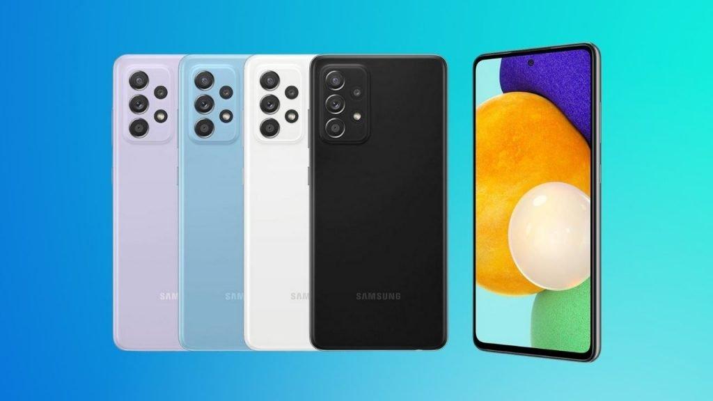 Samsung Galaxy A52 And A52 5G