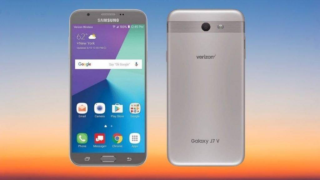 Samsung Galaxy J7 V User Manual