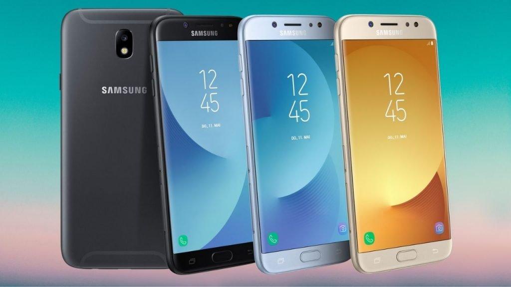 Samsung Galaxy J7 User Manual