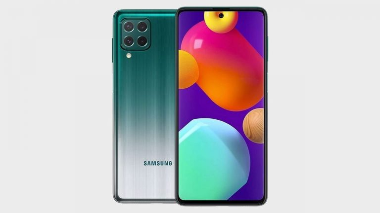 Samsung Galaxy M62 1
