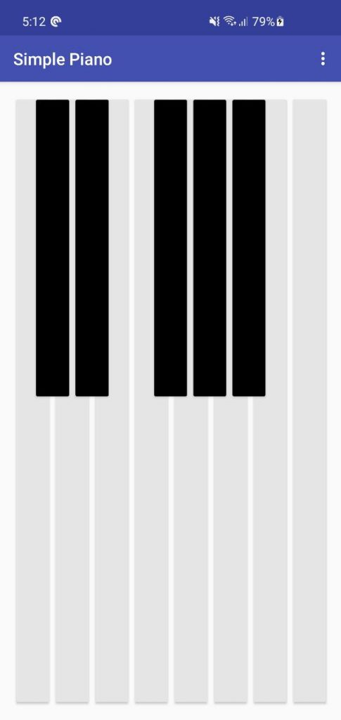 Simple Piano Android