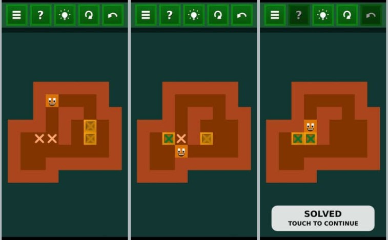 Sokoban Android Game