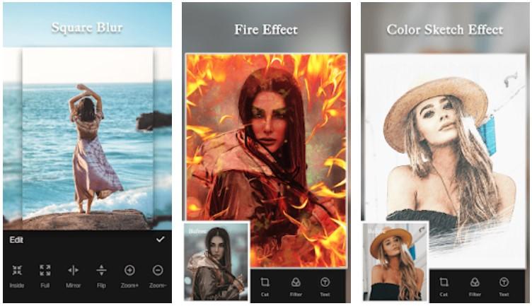 Squarefit App Android
