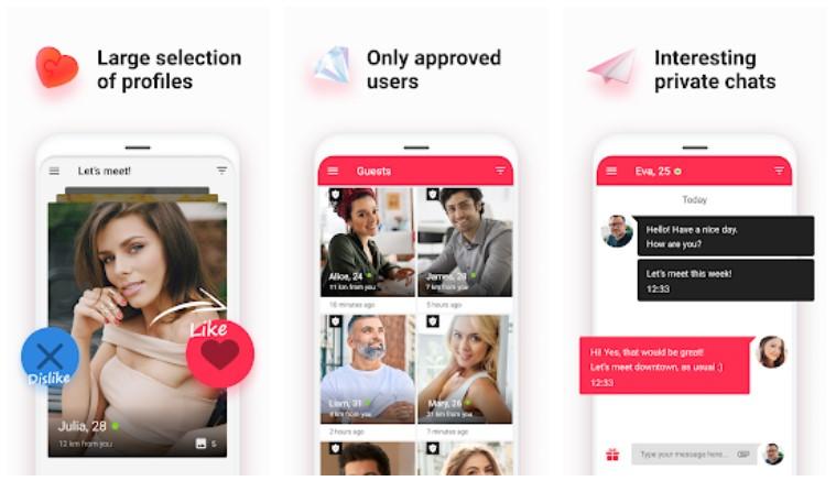 Sweet Meet App Android