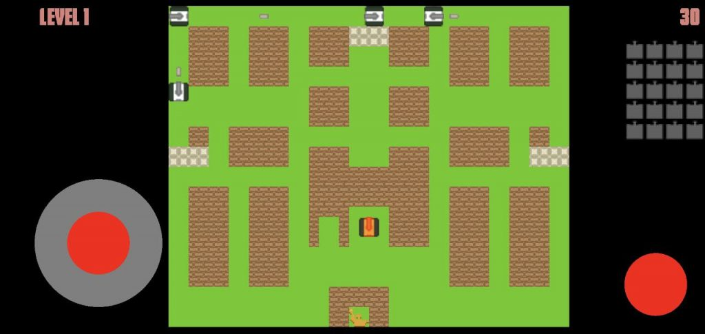 Tank 90 Game Android