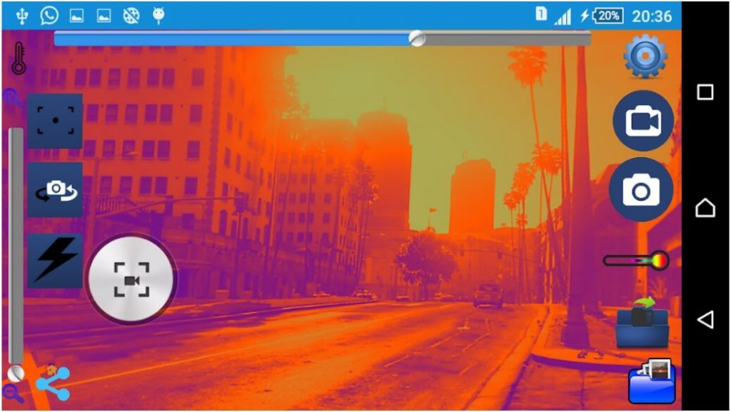 Thermal Camera Fx App Android