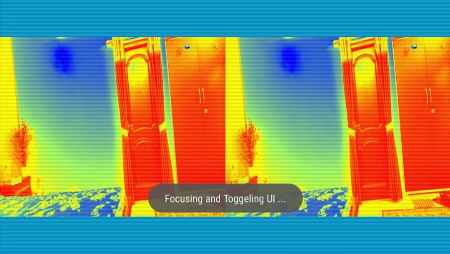 Thermal Camera Vr App Android