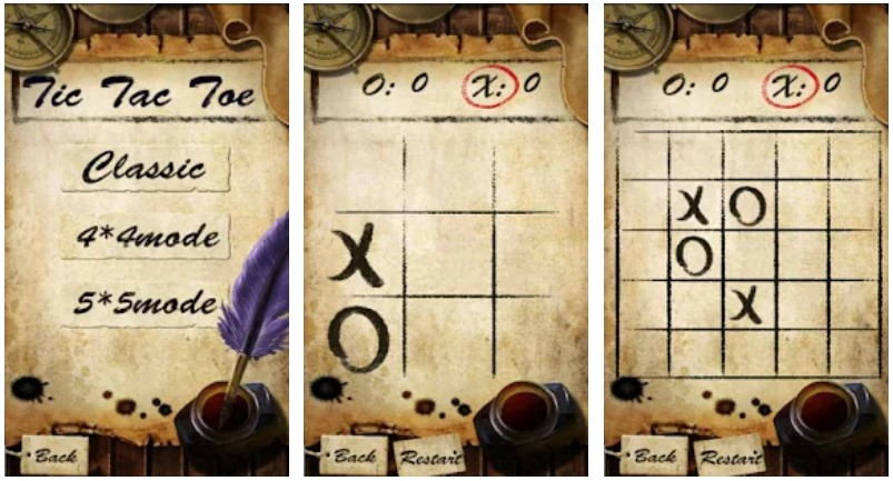 Tic Tac Toe Free Game Android