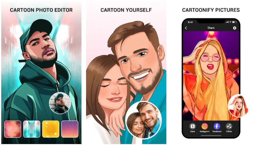 Toonapp App Android
