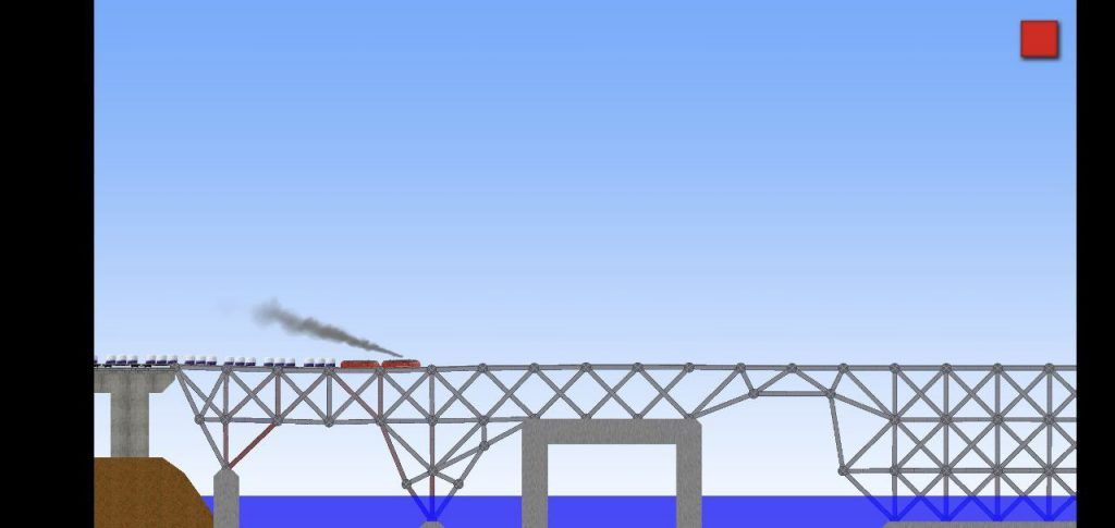 Train Them To Croos Bridge Builder Game Android