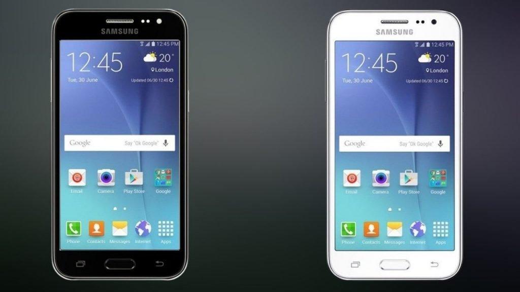 Samsung Galaxy J2 User Manual