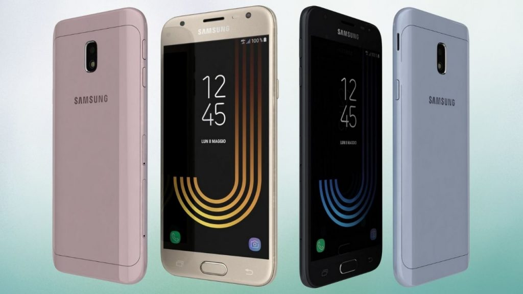 Samsung Galaxy J3 User Manual